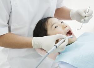 歯の治療写真
