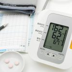 血圧計の写真